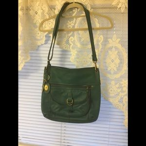 Fossil handbag/cross body bag